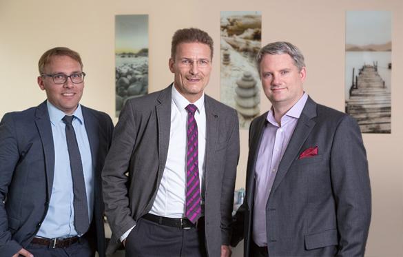 Sven Kämmerer, Jörg Voigt und Robert Lohse, Ihre Steuerberater in Offenbach und Rodgau, Rhein-Main.