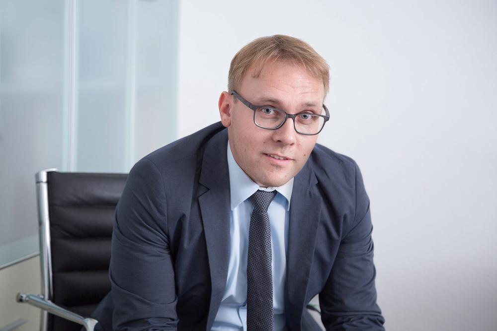 Dipl.-Betriebswirt (BA) und Steuerberater Sven Kämmerer, Teilhaber der Kanzlei Voigt Lohse Kämmerer, Steuerberater in Rodgau, Rhein-Main