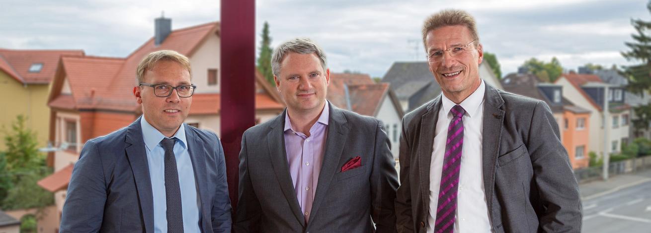 Sven Kämmerer, Robert Lohse und Jörg Voigt, Ihre Steuerberater in Offenbach, Rhein-Main